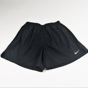 running shorts - Nike DriFit navy blue size M